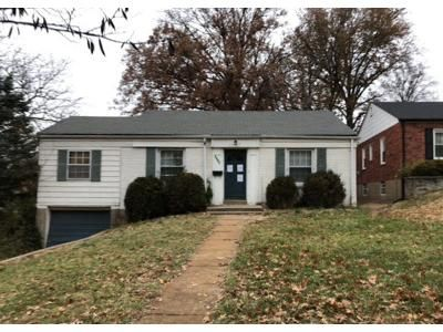 4 Bed 1 Bath Foreclosure Property in Saint Louis, MO 63130 - Milan Ave