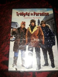 """Trapped in Paradise"""", New/Unopened"""