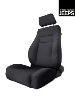 Sell 13414.15 RUGGED RIDGE XHD Ultra Front Seat, Black Denim, 97-06 Jeep TJ and LJ motorcycle in Smyrna, Georgia, US, for US $250.99