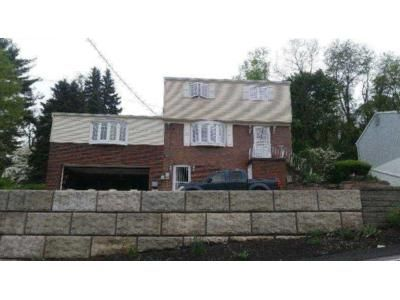 2 Bed 1 Bath Foreclosure Property in Pittsburgh, PA 15235 - Universal Rd