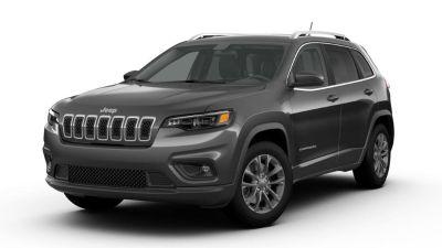 2019 Jeep Cherokee LATITUDE PLUS FWD (Olive Green Pearlcoat)