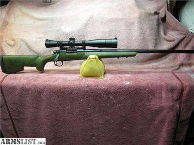 For Sale: Remnington Model 700 XCR Tactical Long Range .308