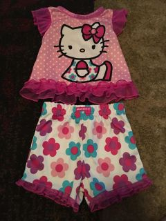Hello kitty 12m pj set - ppu (near old chemstrand & 29) or PU @ the Marcus Pointe Thrift Store (on W st)