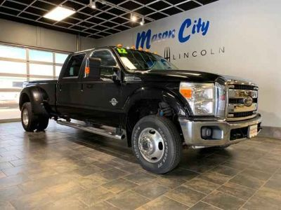Used 2012 Ford Super Duty F-350 DRW 4WD Crew Cab 172