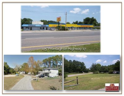 Bellamy Assemblage-6 Acres-Commercial Strip Center-For Sale