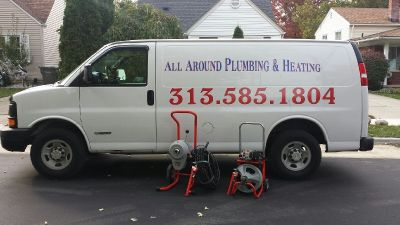 ALL AROUND PLUMBING AND HEATING EXPERTS