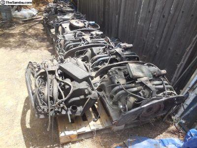 Porsche 914 1.7 L Engines