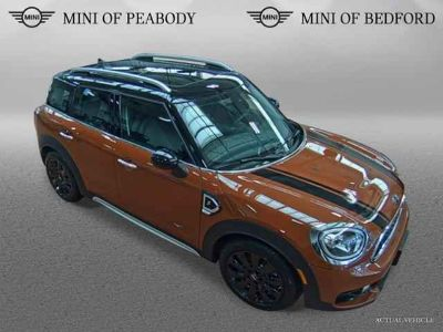 New 2019 MINI Countryman ALL4