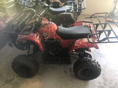 Looking for Four wheel mechanic