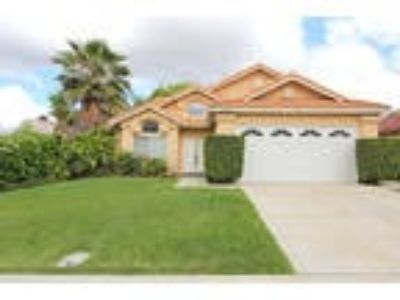 Four BR Murrieta Home for Rent!