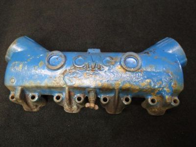 Find OMC STRINGER EXHAUST MANIFOLD STERN DRIVE V8 5.0 302 190HP OEM 908997 980959 motorcycle in Battle Creek, Michigan, United States, for US $129.99