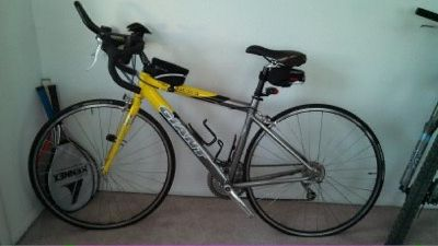 $350 Giant road bicycle