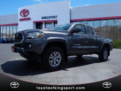 2018 Toyota Tacoma SR5 (Magnetic Gray Metallic)