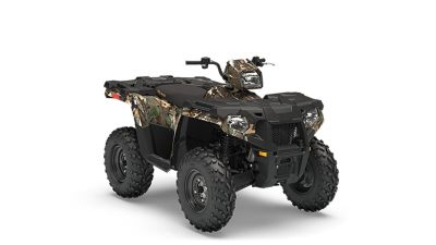2019 Polaris Sportsman 570 Camo Utility ATVs Newberry, SC
