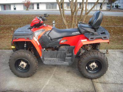 2011 Polaris SPORTSMAN 500HO Utility ATVs Fayetteville, GA
