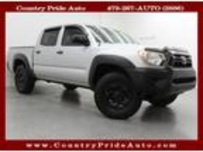 Used 2013 TOYOTA Tacoma 4WD in Farmington, AR