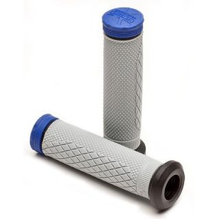 Purchase Pro Taper Tri-Density Grips Full Diamond Blue ATV motorcycle in Holland, Michigan, US, for US $15.94