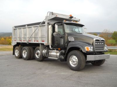 Upgrade your dump truck - Financing is available