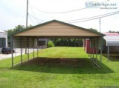 Deluxe A Frame x Carport