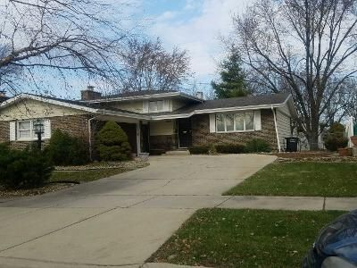4 Bed 1.5 Bath Preforeclosure Property in Lansing, IL 60438 - 191st Pl