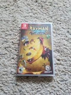 Rayman Legends Nintendo Switch Game - NEW