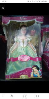 Disney Keepsake dolls