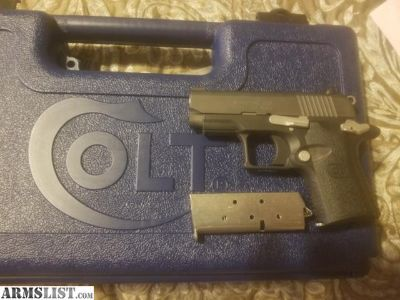 For Sale: Colt mustang 380 cal