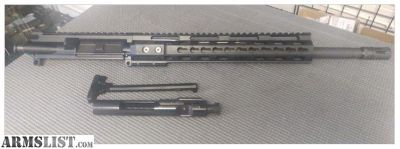 "For Sale: AR15 6.5 GRENDEL 16"" COMPLETE UPPER 12"" KEYMOD W/ BCG & CH"