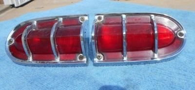 Sell 1961 Buick Electra 225 Invicta LeSabre Station Wagon Guide Tail Light Assembies motorcycle in Great Bend, Kansas, United States, for US $99.99