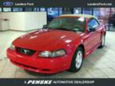 2004 Ford Mustang Red, 84K miles