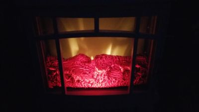Duraflame Electric Stove Heater