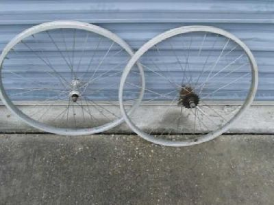$45 Bicycle Rims Front and Back (Gulfport)