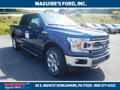 2019 Ford F-150 (Blue Jeans)