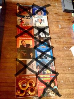 2 Lots of 12 Vinyl Records