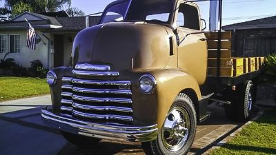 1948 Chevrolet Cabover
