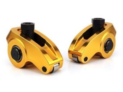 Purchase Comp Cam 19043-16 Ultra-Gold Aluminum Rocker Arms Ford 289 5.0 302 351w 1.60 3/8 motorcycle in Mandeville, Louisiana, United States, for US $300.00