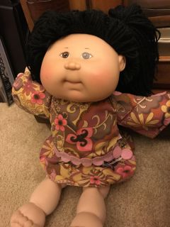 EUC Cabbage Patch doll