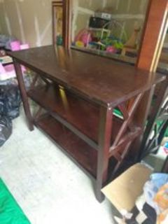 entry table or tv stand