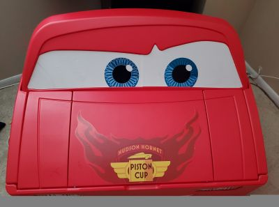 Cars lighting Mcqueen Toy chest
