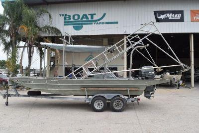 1991 Avenger 23 'X 6' Skimmer Shrimp Boat