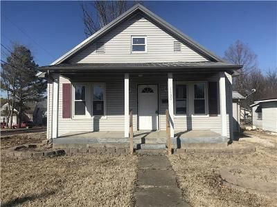 3 Bed 1 Bath Foreclosure Property in Perryville, MO 63775 - W Sainte Maries St