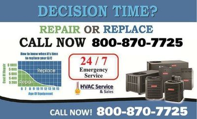Speedy Service AIR CONDITIONER REPAIR ALL AREAS (Lake Charles)