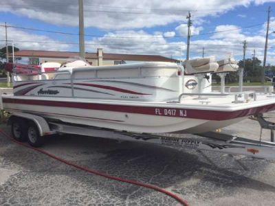 $21,500, 2007 Hurricane Boats FunDeck 226 REF-3 Gate