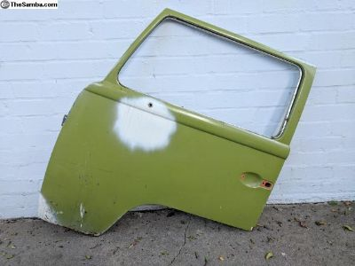 LHD Drivers Side Front Door 1976