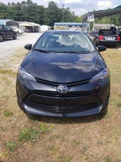 2017 Toyota Corolla L L (Black)