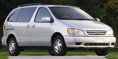 2002 Toyota Sienna CE (Not Given)