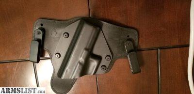 For Sale: Alien Gear Glock 19 IWB Holster never used