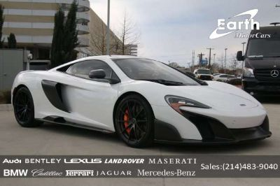 2016 McLaren 675LT $389,930 MSRP NEW
