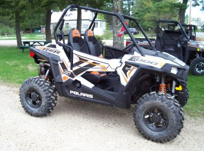 2018 Polaris RZR S 1000 EPS Sport-Utility Utility Vehicles Center Conway, NH