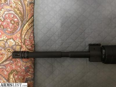 For Sale: NEW SMITH AND WESSON MP15 M&P15 COMPLETE M4 UPPER